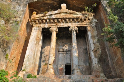Tomb of Amyntas