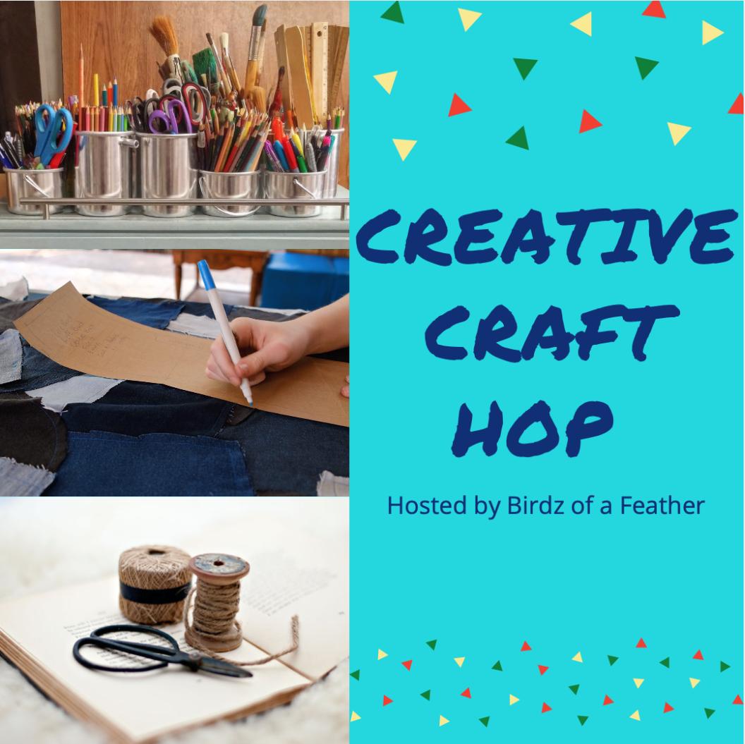 monthly craft blog hop