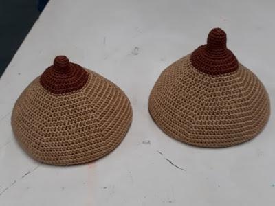 Crochet Boobs