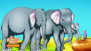elephant fable