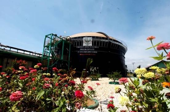Lewat PLTBg Asian Agri, Perusahaan Sukanto Tanoto Ubah Limbah jadi Energi Terbarukan