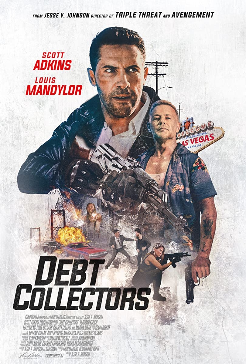 مشاهدة فيلم Debt Collectors 2020 مترجم
