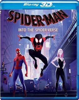 Spider-Man: Un Nuevo Universo [BD25 3D] *Con Audio Latino