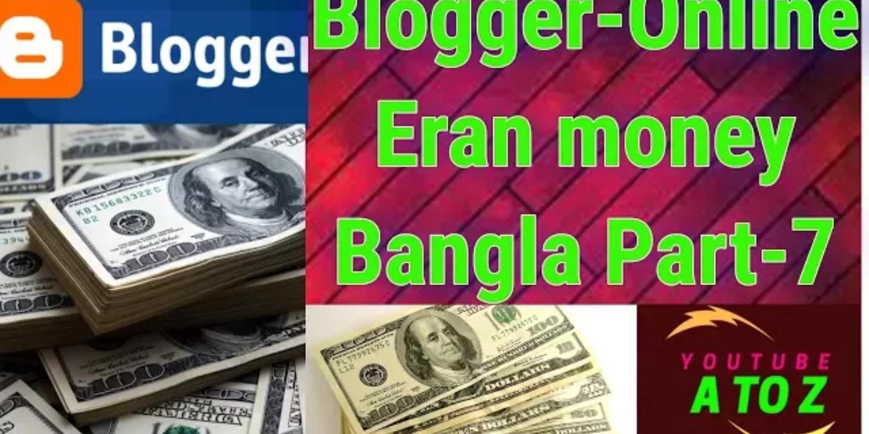 Free Blogger Website Design Course A to Z -Online Eran Money