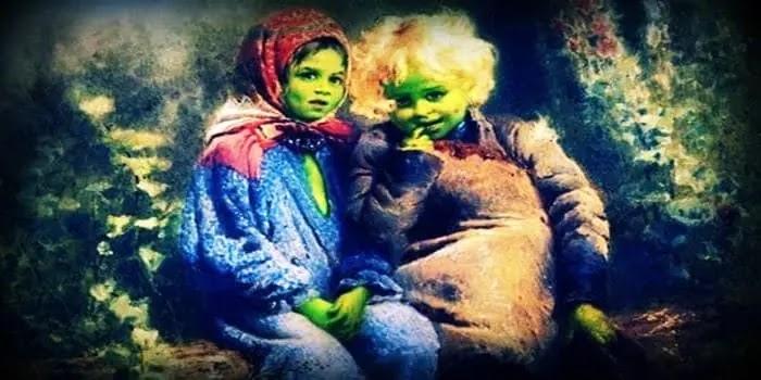 दूसरी दुनिया का रहस्य, woolpit green child hindi, रहस्यमय कहानी, mysterious story in hindi, green children in hindi, dusri duniya ke aadmi, green children of woolpit, रहस्यमय कहानी हरे रंग के बच्चों की,