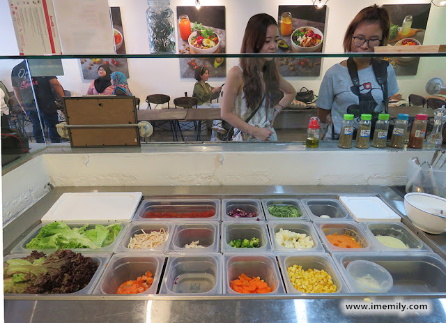 Buy 1 Free 1 Delicious Poke Bowl @ Fitlicious Uptown Damansara