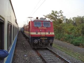 Bhopal to allahabad trains