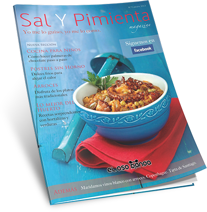 Revista Sal y Pimienta. Edición No.9 – verano 2013