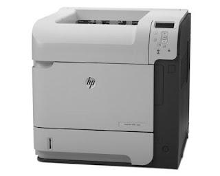 Download Printer Driver HP LaserJet 600 M601dn