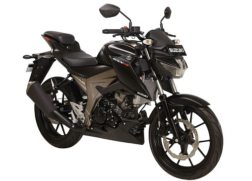 Spesifikasi dan Harga Suzuki GSX-S150 Terbaru