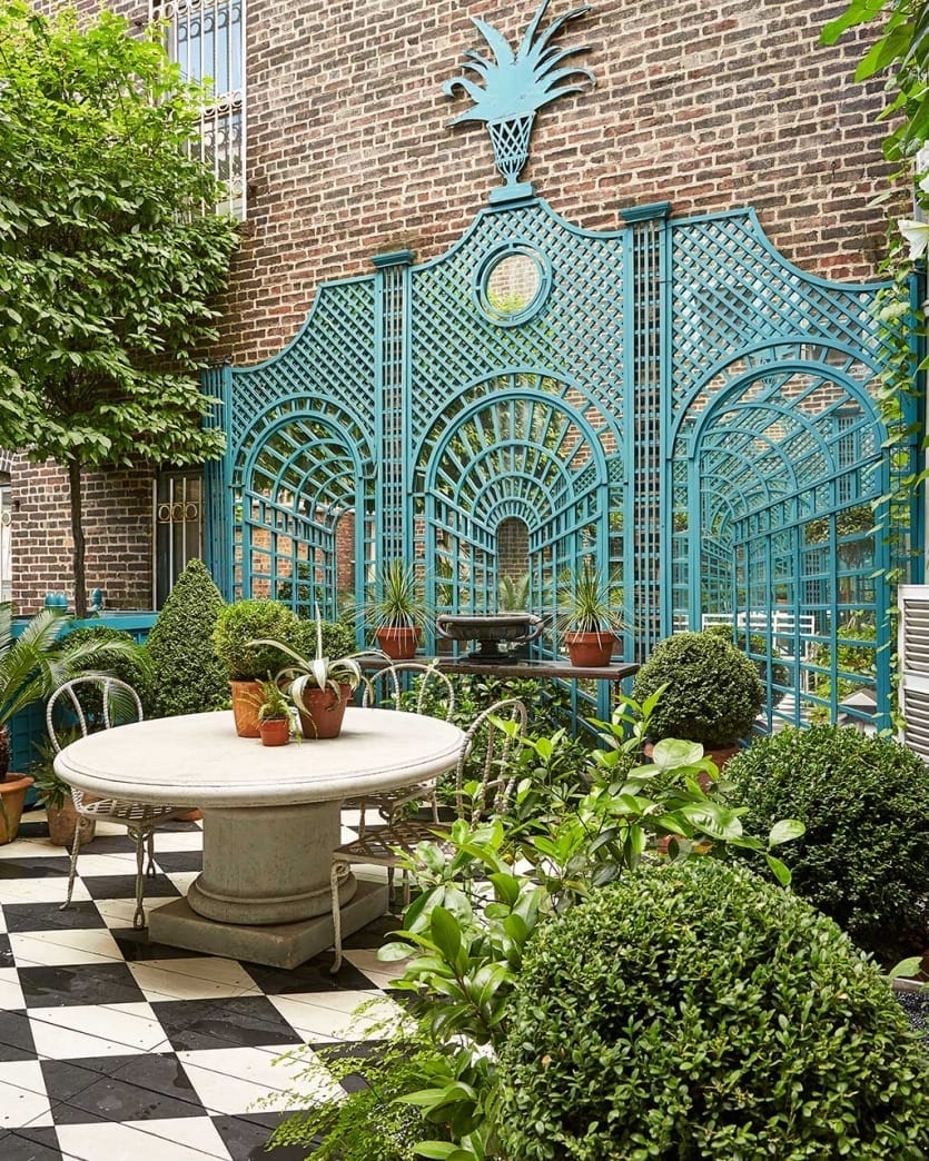 Décor Inspiration | At Home With: Interior Designer Miles Redd, New York