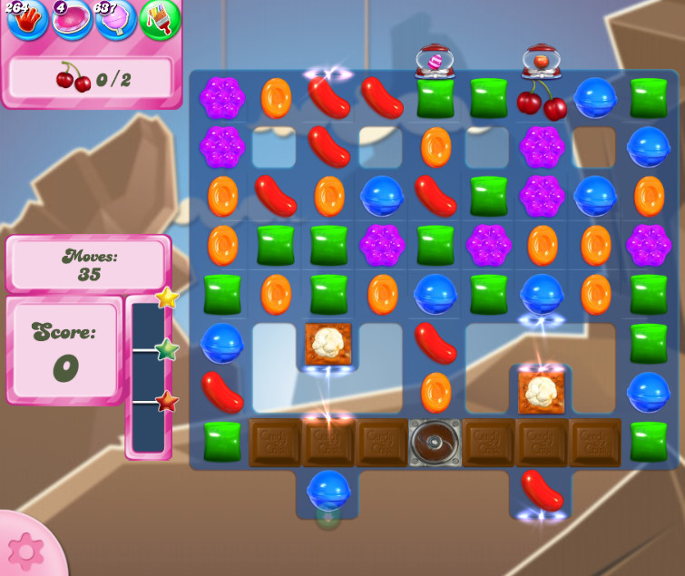 Candy Crush Saga level 26330