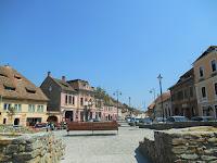 città bassa di sibiu