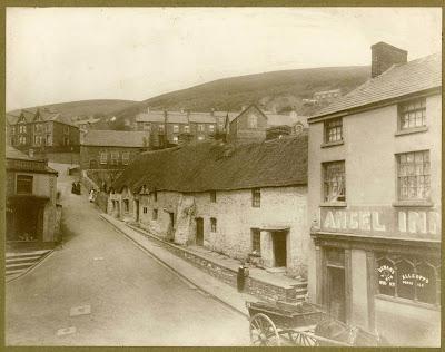 Causeway, Aberavon, late 19th Century