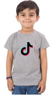 Tik Tok t shirt for kids,