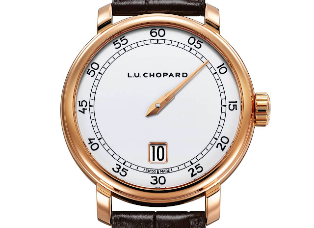Chopard L.U.C Quattro Spirit 25 Jumping Hour