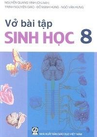 Vở Bài Tập Sinh Học 8 - Nguyễn Quang Vinh