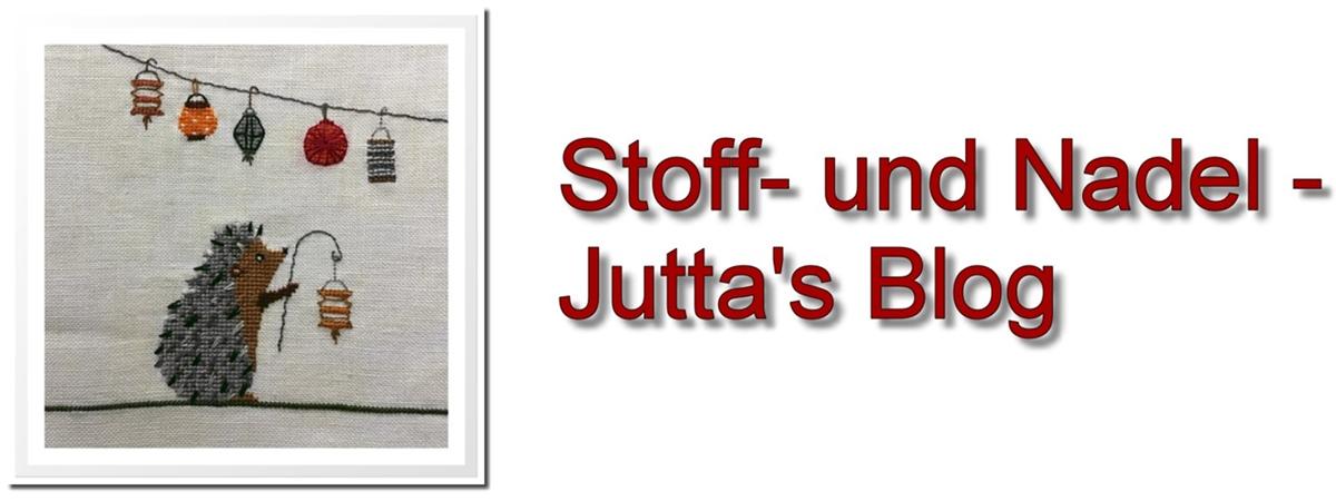 Stoff und Nadel - Juttas Blog