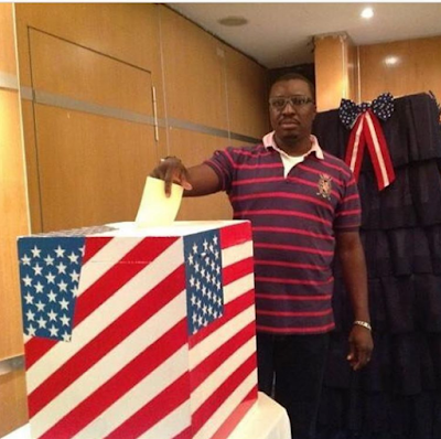 Ali Baba Urges Nigerians In The US To Vote Today, Else They Return To Nigeria