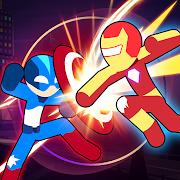 Download MOD APK Stickman Heroes Fight - Super Stick Warriors Latest Version