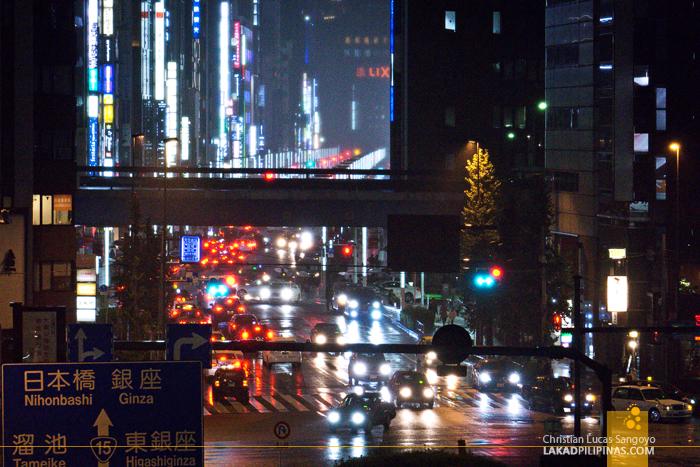 Tokyo Odaiba Evening