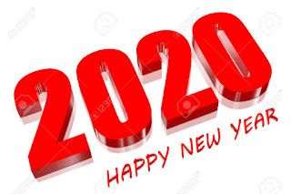 Happy New Year 2020 Themes