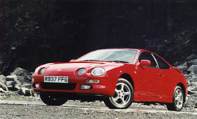 What ever happened to 90's coupes: Toyota Celica