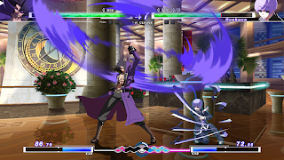 Under Night In-Birth Exe:Late[cl-r] Battle 2 We Know Gamers