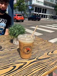 achilles coffe, San Diego