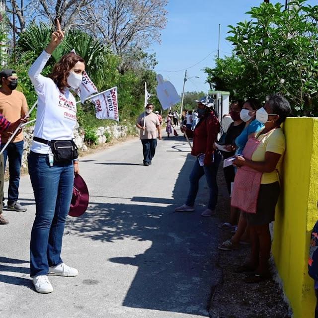 """""""Unir un distrito tan diverso, mi gran reto"""": Geovanna Campos"""
