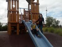 At Domain Park