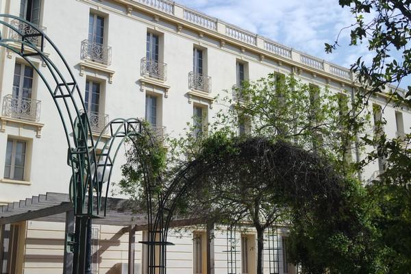 hyères var belle époque office tourisme park hôtel