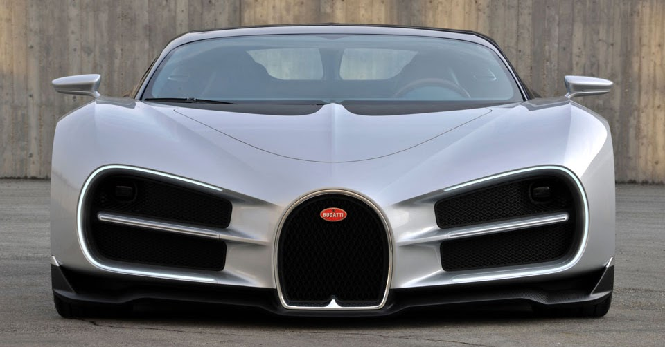 Anderson Automotive Group >> The Bugatti Chiron Could Have Featured This Insane Front End