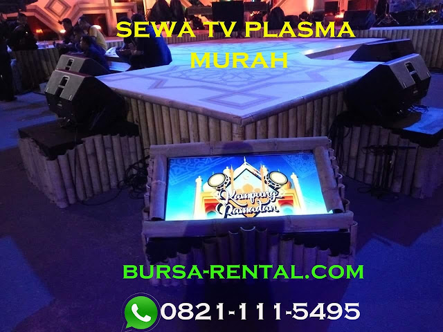 Layanan rental TV PLASMA