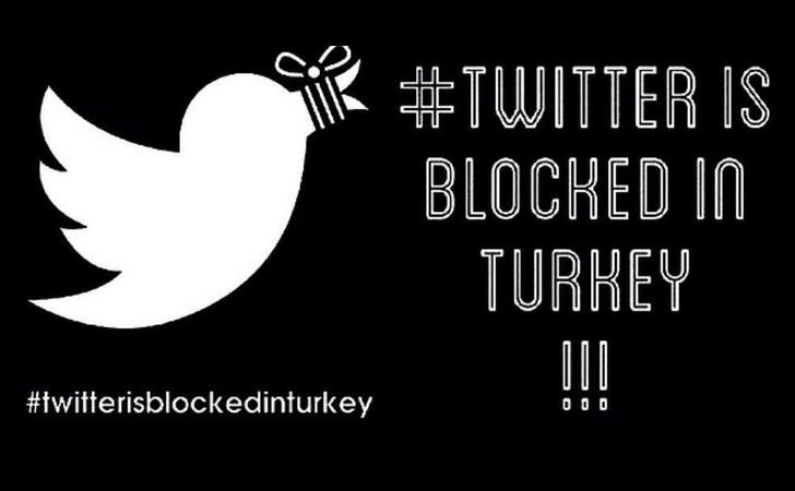 How to access Twitter in Turkey - #TwitterisBlockedinTurkey