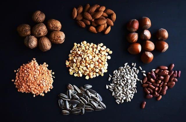 Kacang-kacangan atau kacang kedelai, kecil-kecil tapi kaya gizi