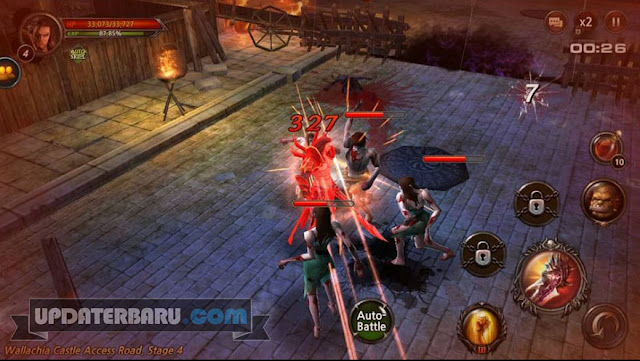 Game Cry(크라이) Dark Rise of Antihero Versi English Apk v1.3.7 Terbaru Android