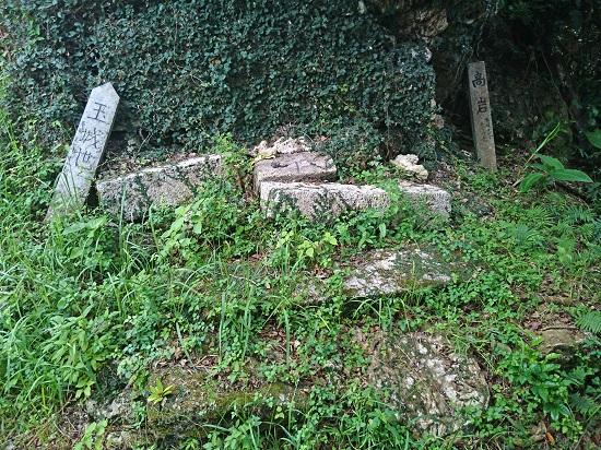 玉城世と高岩の写真