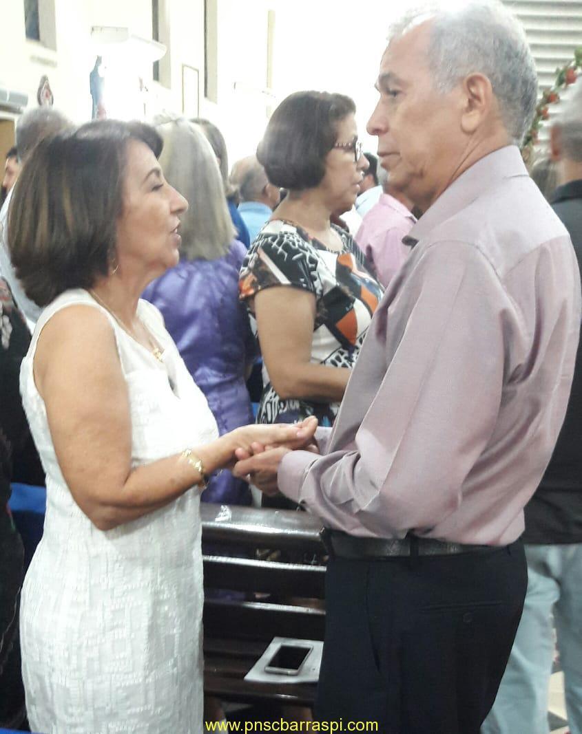 É O AMOR! 100 casais renovam laços matrimoniais em Barras