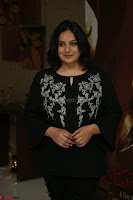 Cute Poja Gandhi in black dress at Dandupalyam 2 Movie press meet  ~  Exclusive 95.JPG