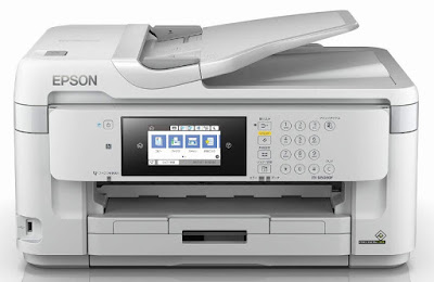 エプソンビジネスプリンタPX-M5080Fドライバ