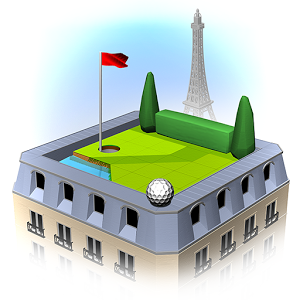 OK Golf V1.5.3 Mod Apk (Unlimited Stars/Unlocked) For Android