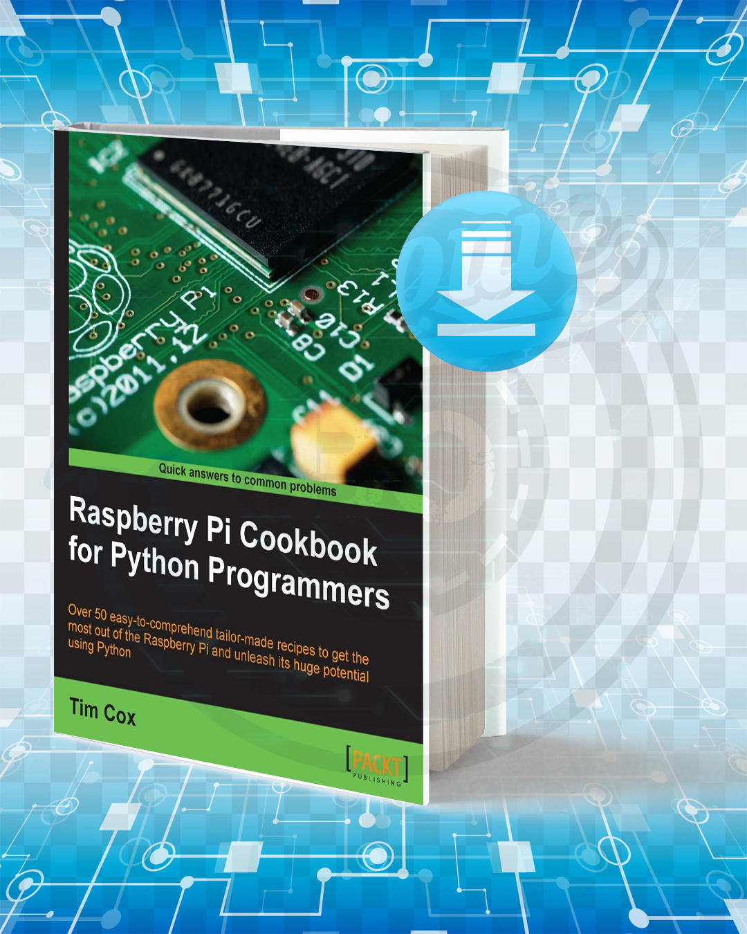 Free Book Raspberry Pi Cookbook for Python Programmers pdf.