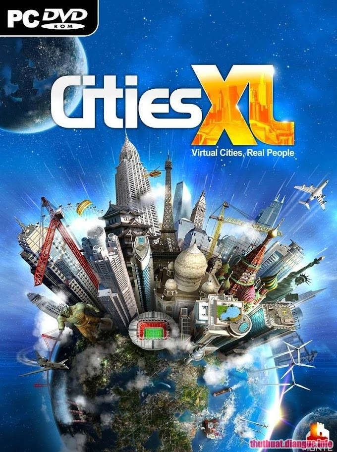 Download Game Cities XL 2012 - RELOADED Full crack