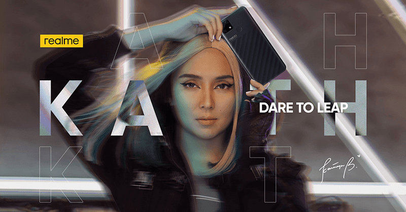realme taps Kathryn Bernardo as its newest brand ambassador