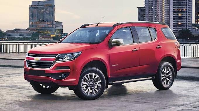 Chevrolet Trailblazer 2020. Đỏ. Mới 99%
