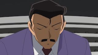 名探偵コナンアニメ 第1008話 復讐者(後編) | Detective Conan Episode 1008 | Hello Anime !