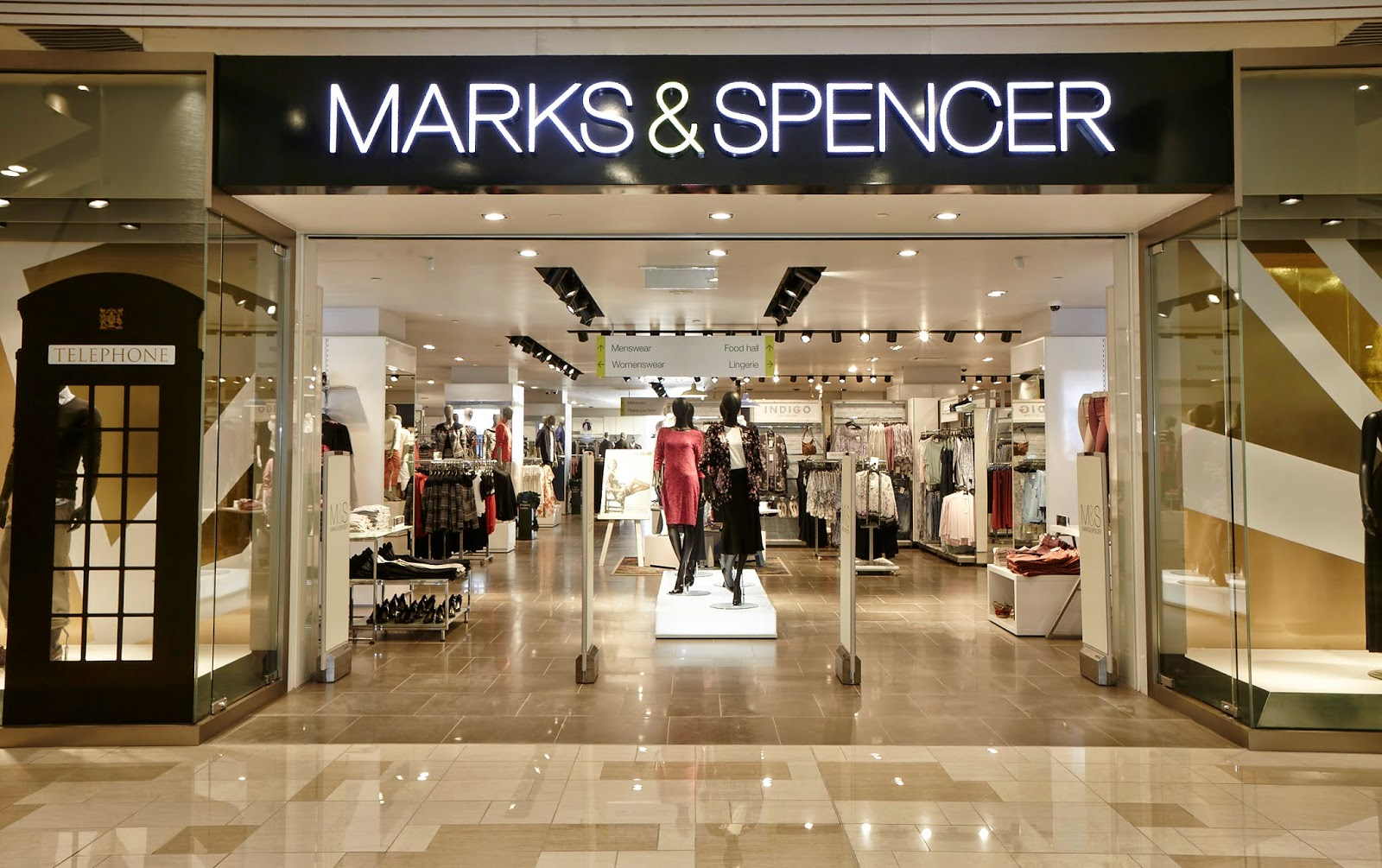 MARK&SPENCER (M&S)