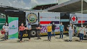 Smart's connectivity support for Mandaue City LGU's Mobile Vaccination Clinic