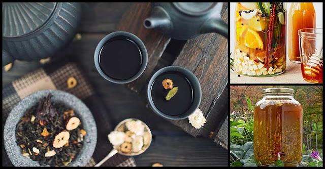 Herbal Tonics That Can Help Improve Thyroid Health